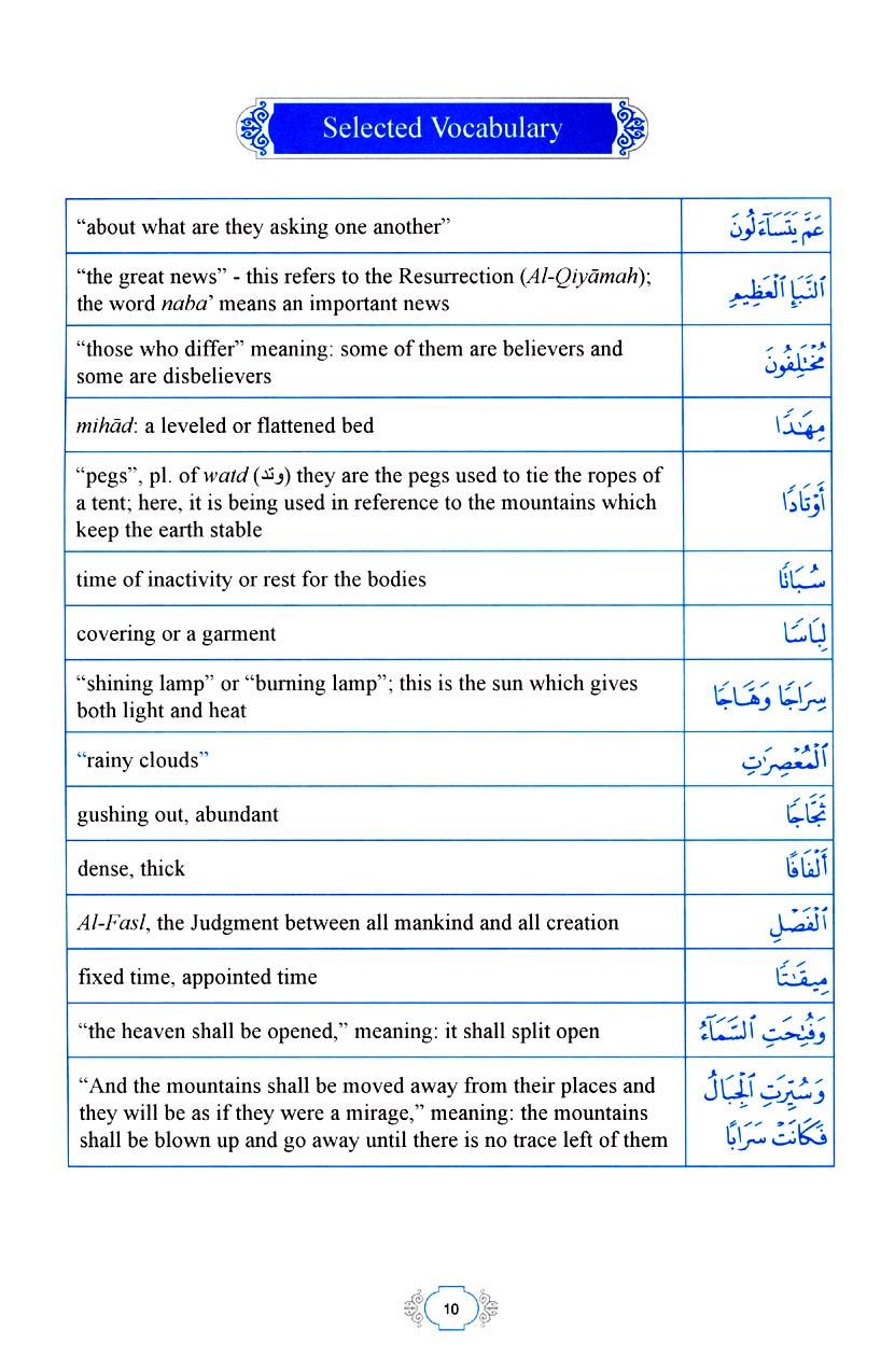 Tafsir Manhaji part 30